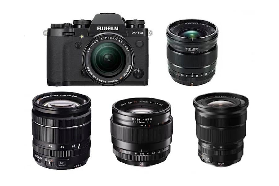 Best Lenses for Fujifilm X-T3 in 2020