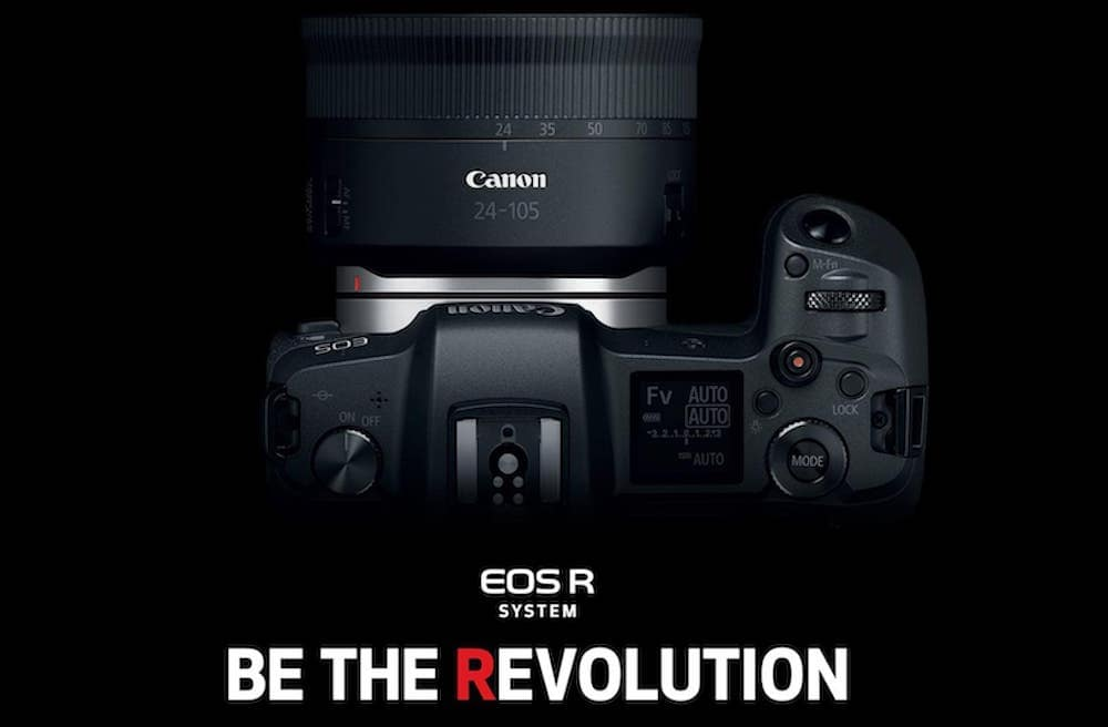 Canon EOS R PRO camera coming in March 2020 ?