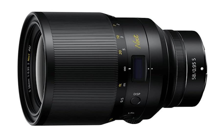 NIKKOR Z 58mm f/0.95 S NOCT Lens Coming in Mid-February