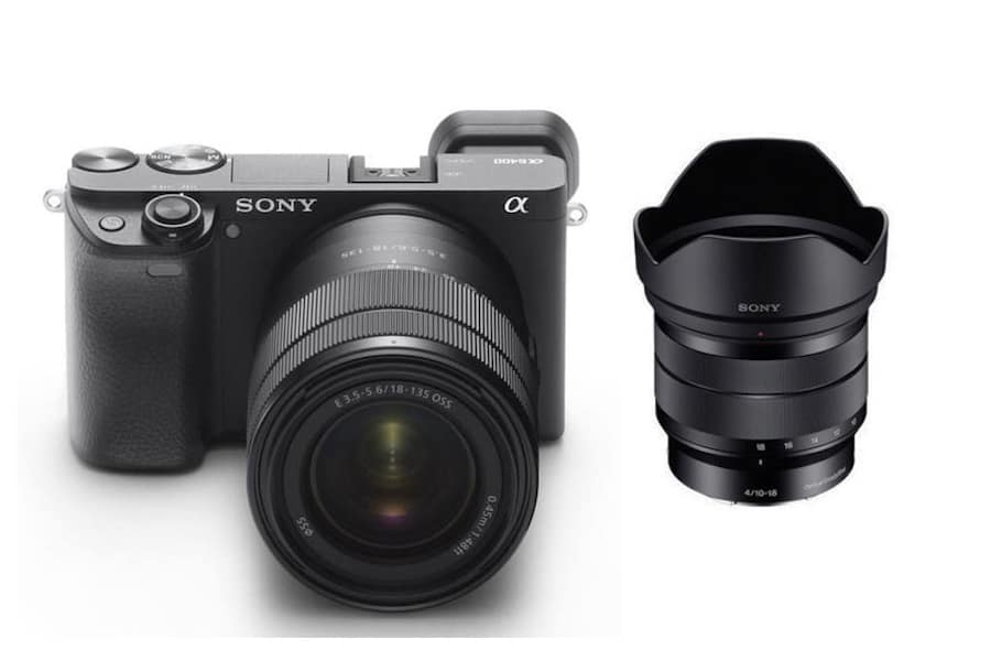 Best Lenses for Sony A6400