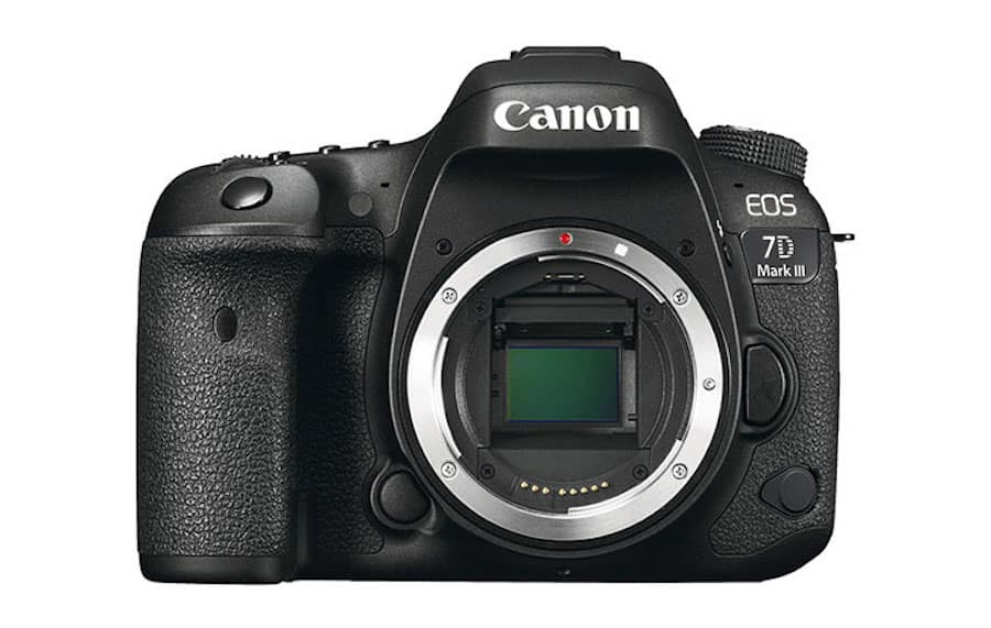 Canon 7D Mark III Coming with 32MP APS-C DPAF Sensor