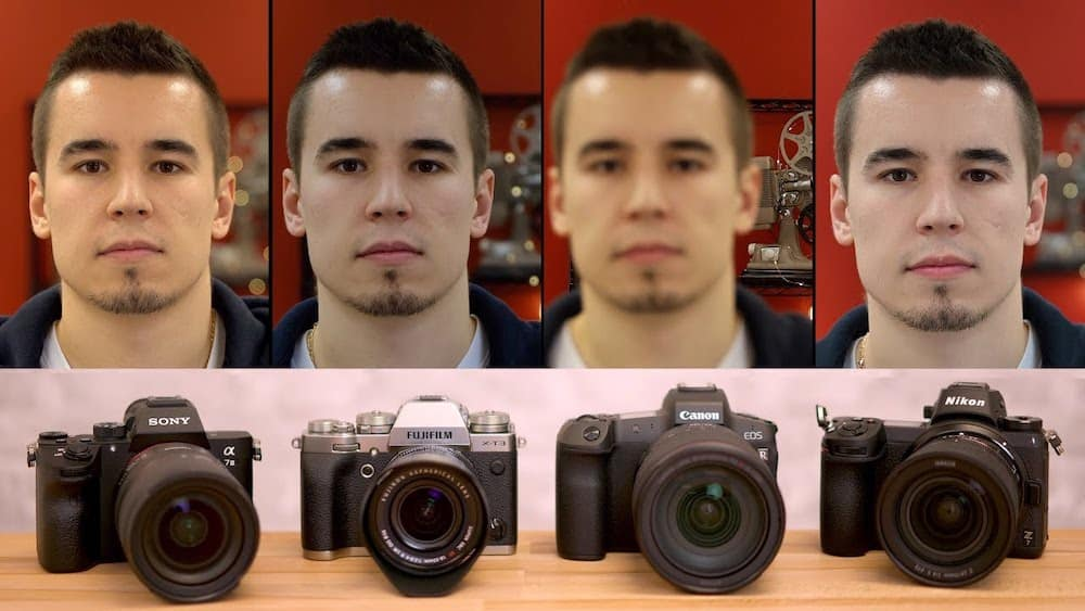 Canon EOS R vs Sony A7 III vs Fujifilm X-T3 vs Nikon Z7 – Video Autofocus Comparison