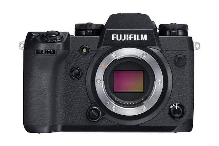 Fujifilm X-H2 Might Not Be Released in 2019