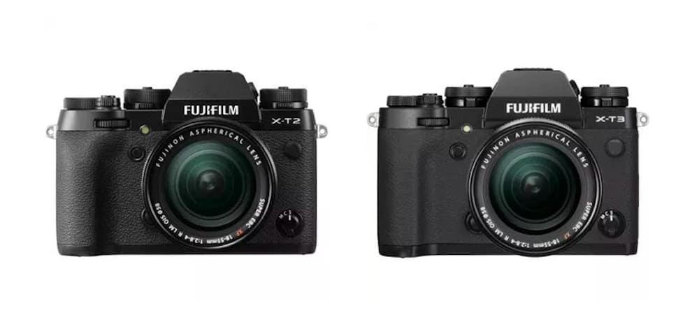 Fujifilm X-T2 vs Fujifilm X-T3 – Comparison