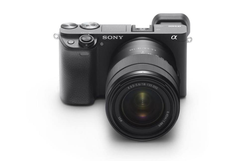 Sony a6400 Firmware Version 2.0 Released