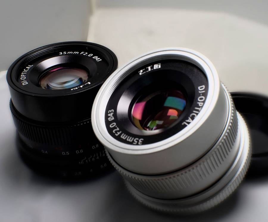 7Artisans 12mm f/2.8 and 35mm f/1.2 Mirrorless APS-C Lenses Now Available