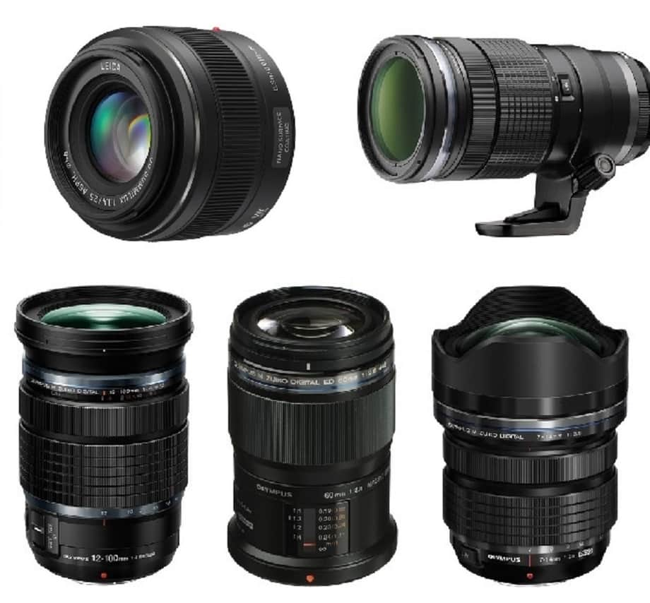 Best Micro Four Thirds Lenses for Olympus and Panasonic Cameras