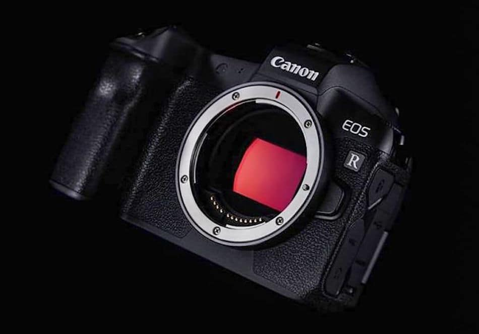 Firmware Version 1.20 for Canon EOS R Announced
