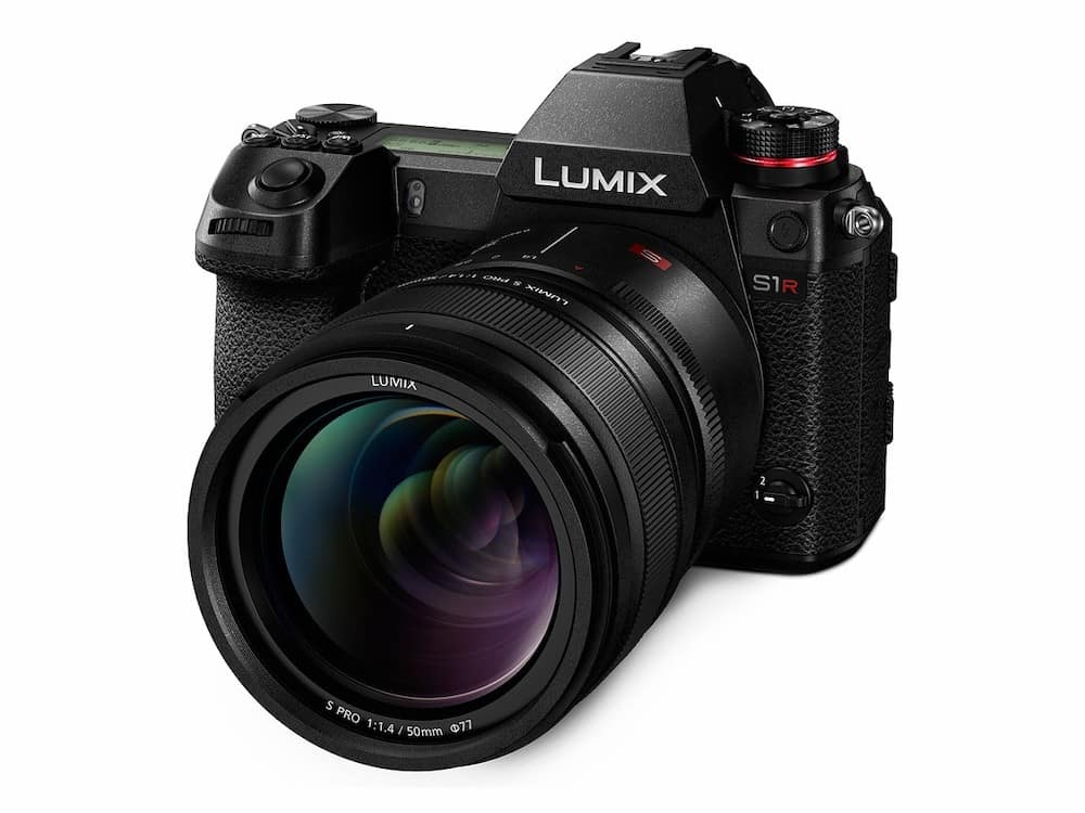 Panasonic Launches New LUMIX S Series Full-frame Mirrorless Cameras LUMIX S1R and LUMIX S1