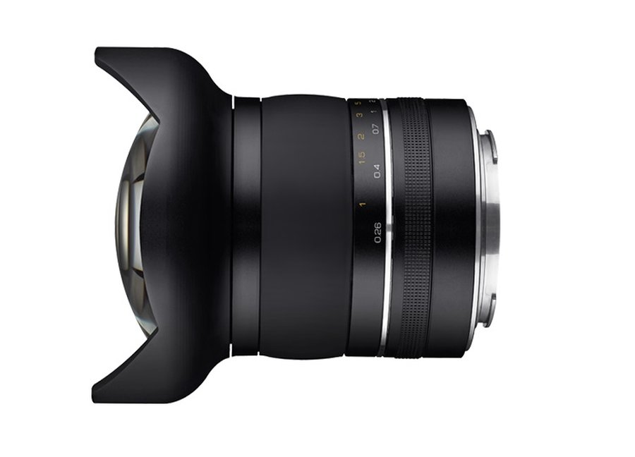 Samyang XP 10mm f/3.5 Full Frame DSLR Lens to be Announced Soon