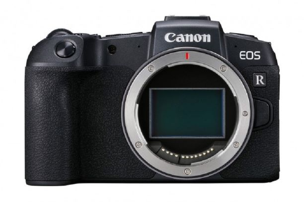 First Canon EOS RP Camera Reviews