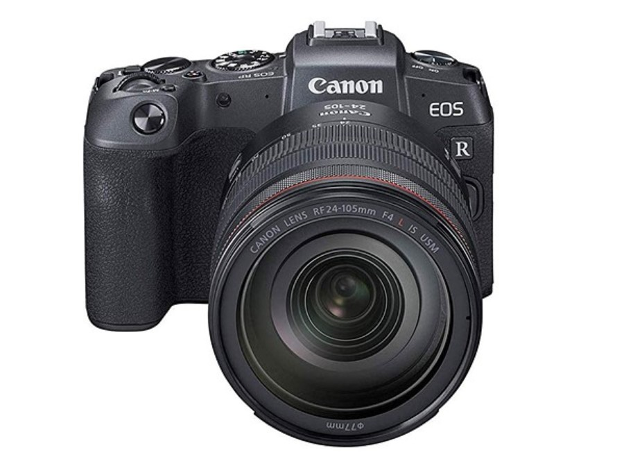 Canon EOS RP & RF 24-105mm F4-7.1 IS STM Lens Kit Released