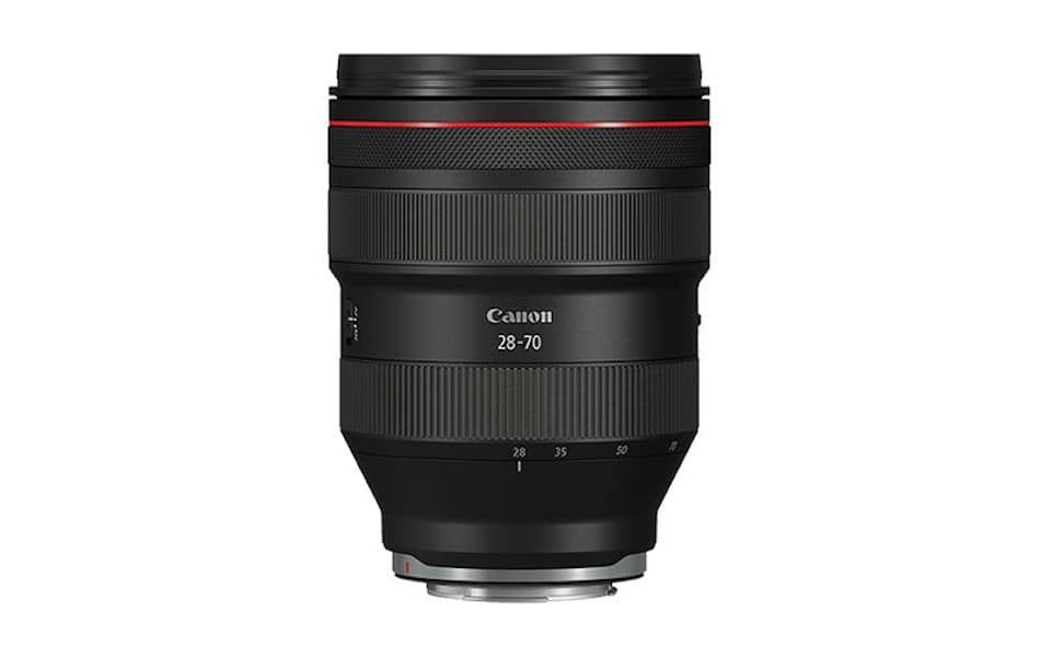 Canon RF 14-28mm f/2L Lens to be Announced Soon