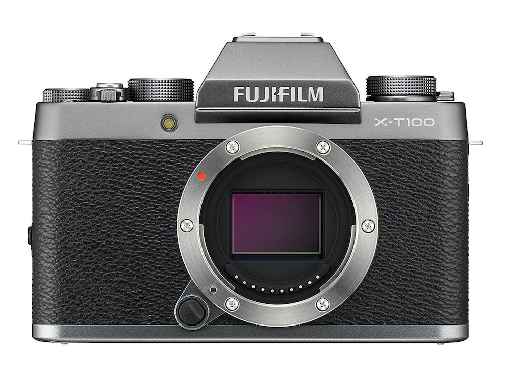 Fujifilm X-T100 and X-A5 Firmware Updates V2.0.2 Released