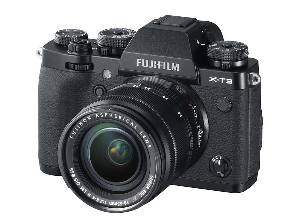 Fujifilm to Release Firmware Update for FUJIFILM X-T3