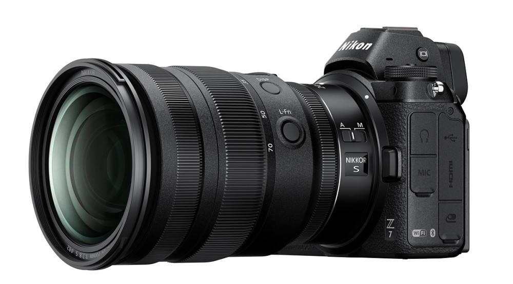 Nikon Z6 & Z7 Firmware Update Version 2.00 Released with Eye AF