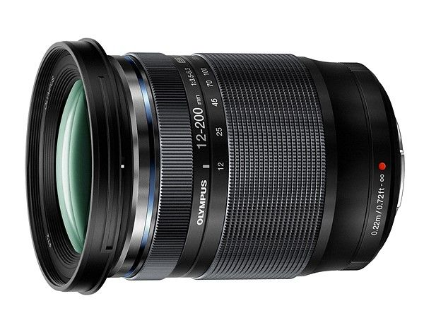 Olympus M.Zuiko Digital ED 12-200mm f/3.5-6.3 lens officially announced