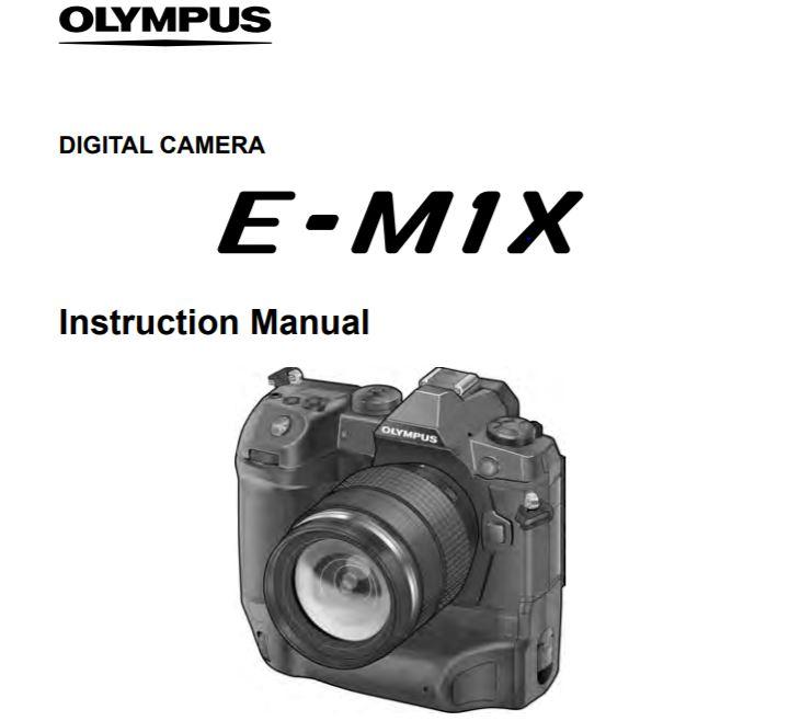 Olympus E-M1X - Best Camera News
