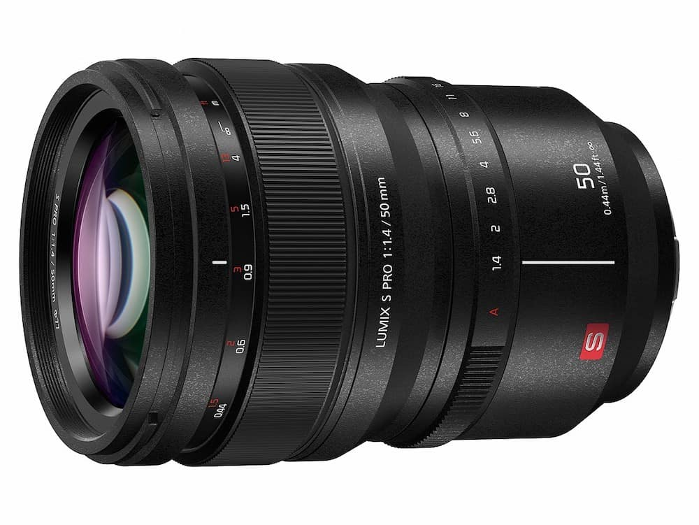 Panasonic 50mm f/1.4, 24-105mm f/4, 70-200mm f/4 Lenses Announced