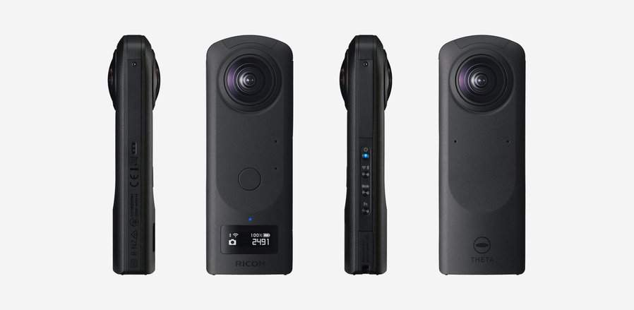 Ricoh Theta Z1 – 360-degree Camera