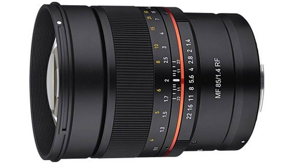 Samyang MF 14mm f/2.8 RF & MF 85mm f/1.4 RF Lenses Becomes Official