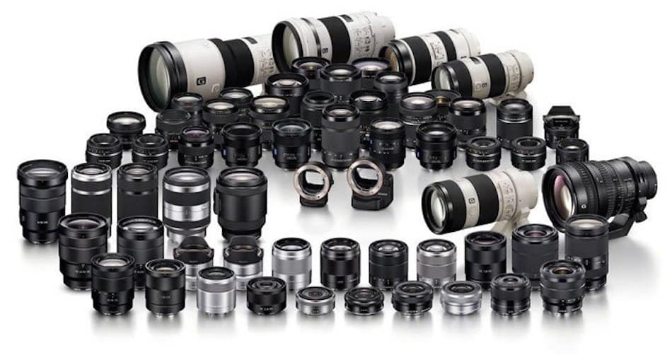 List of Upcoming Sony Lenses 2019
