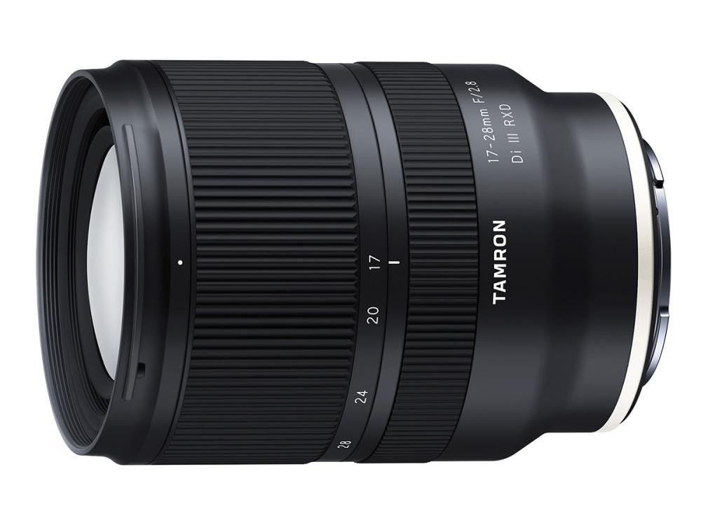 Tamron 17-28mm f/2.8 Di III RXD Lens Price Will be $899