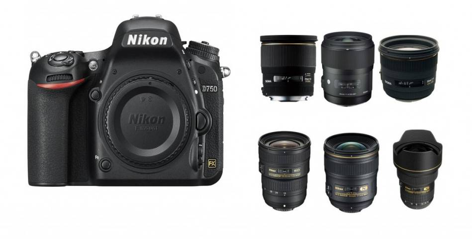 Best Lenses for Nikon D750 - Best Camera News