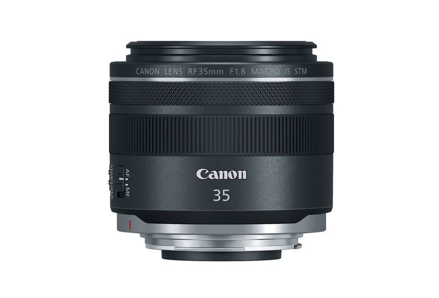 Canon RF 35mm f/1.8 IS STM Macro Firmware Version 2.0.0