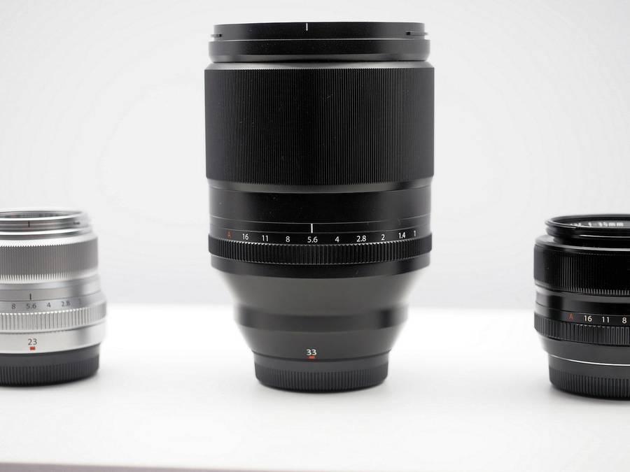 Rumors : Fujifilm XF 33mm f/1 R WR Lens Price Around $3,000