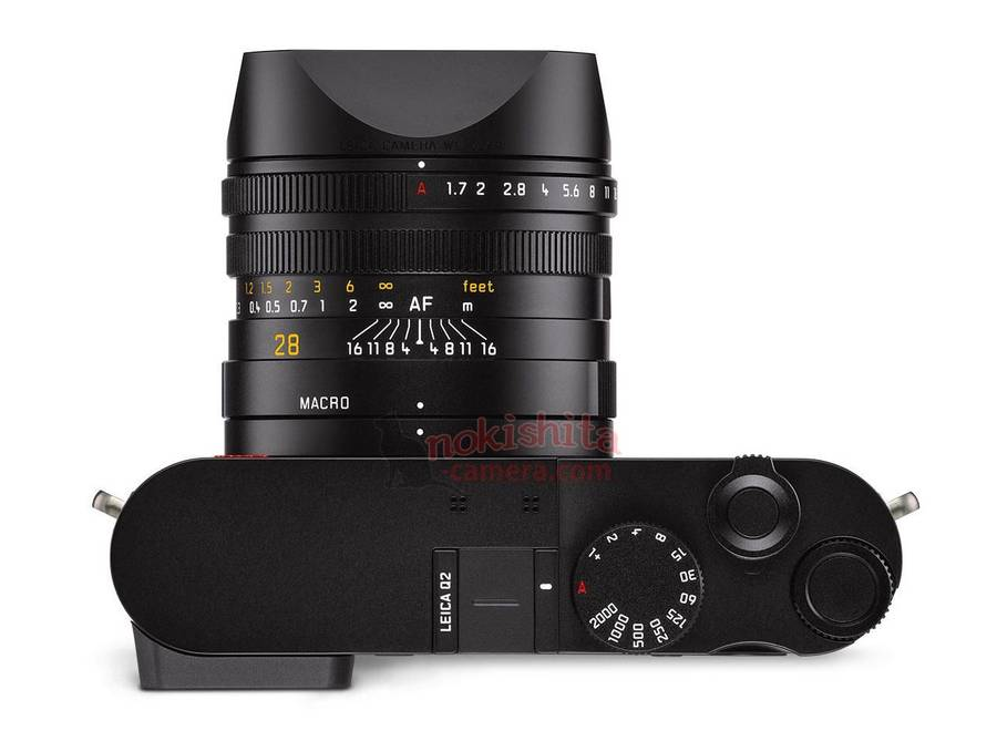 Leica Q2 Detailed Specifications: 47MP, 4K 30p, 10 fps