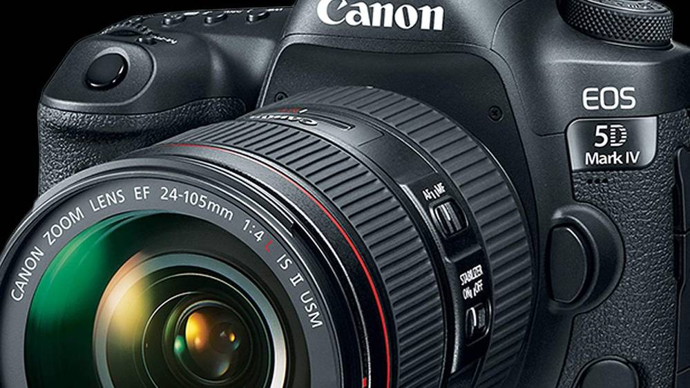 New Price Drop: Canon EOS 5D Mark IV for $1,999, Canon EOS R for $1,499
