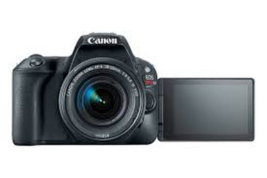Confirmed: Canon EOS Rebel SL3 to be Announced Next