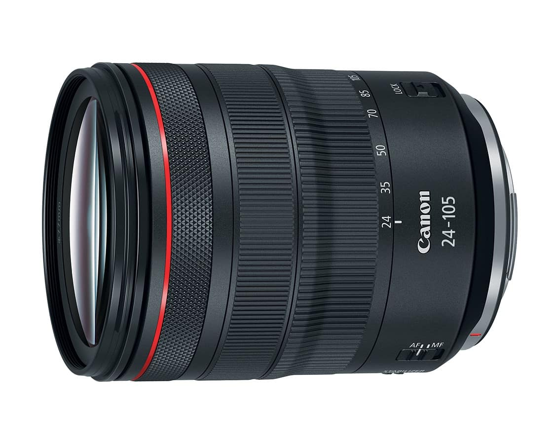 Canon RF 24-105mm f/4L IS USM Lens Firmware Update Ver 2 0 0