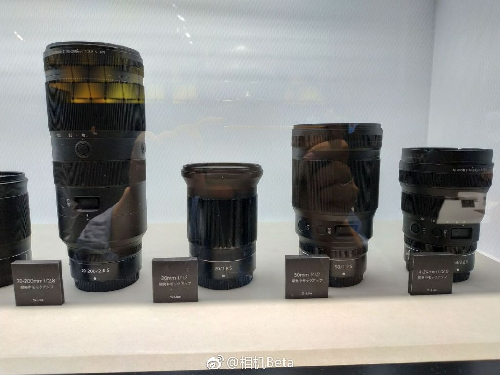 CP+ 2019 : Images of NIKKOR Z 50mm f/1.2, Z 20mm f/1.8, Z 85mm f/1.8 , Z 70-200mm f/2.8, Z 14-24mm f/2.8 S Lenses
