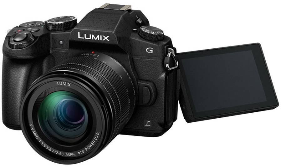 Panasonic G90 Rumored to Feature 20MP Sensor