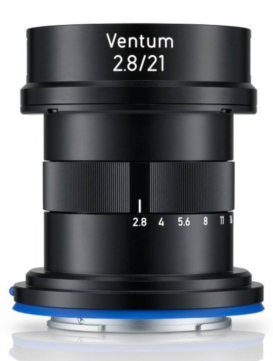 Zeiss Ventum 21mm f/2.8 Lens Officially Announced