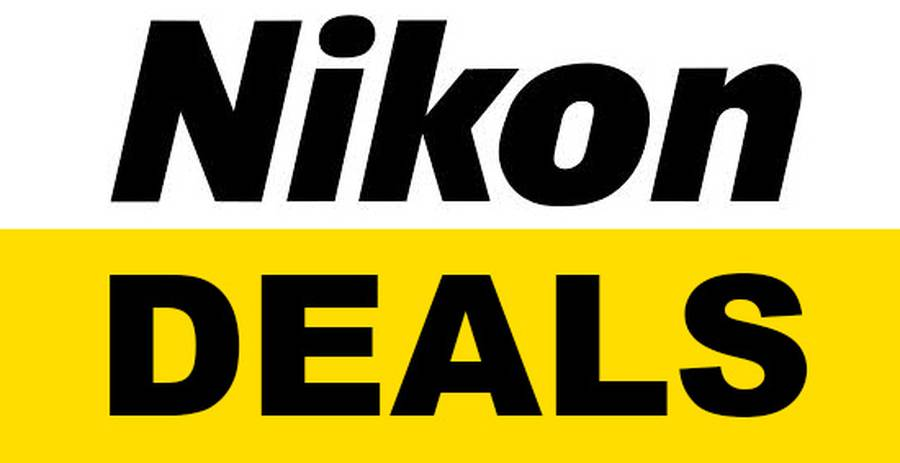 Latest Nikon Black Friday 2019 Deals