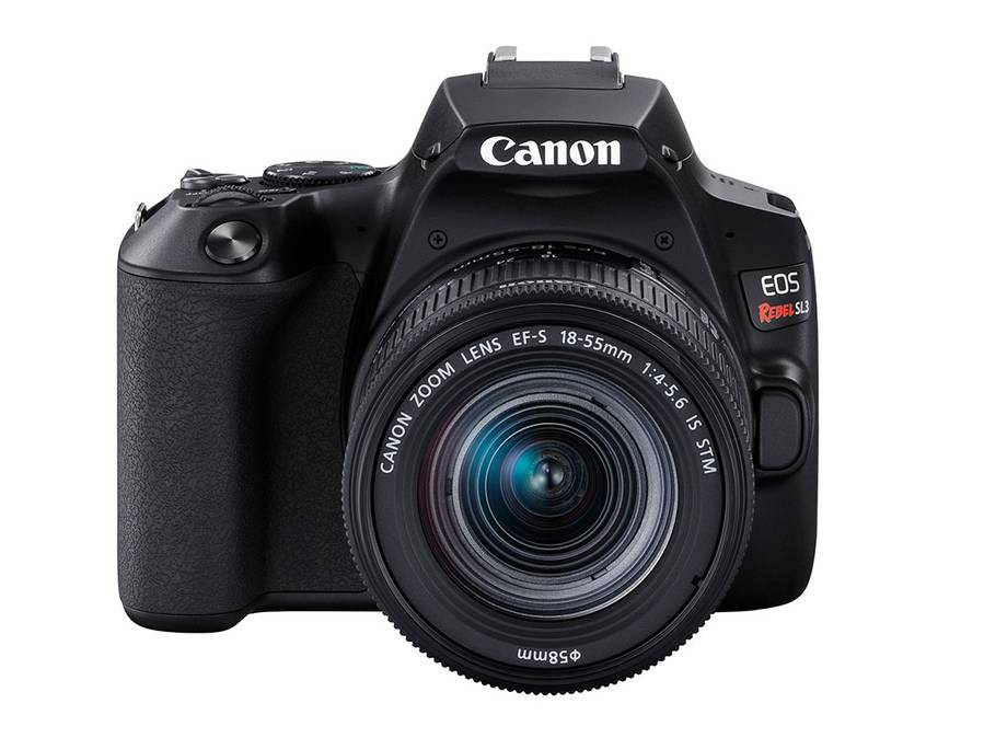 Video Review : Canon Rebel SL3 User Guide