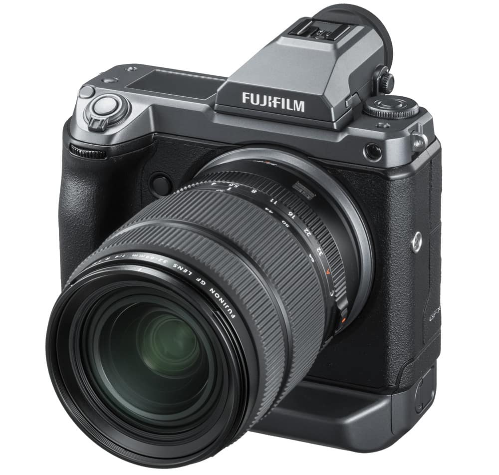 Fujinon GF Lens Firmware 1.10 Now Supports Fujifilm GFX100 Phase Detection AF