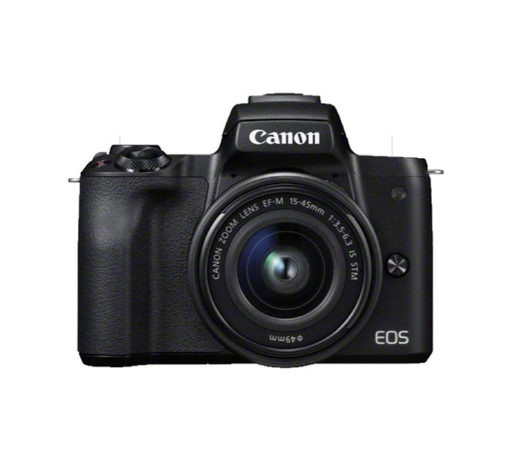 Canon EOS M6 Mark II Specifications Leaked: 32MP, 14fps, 4K Video