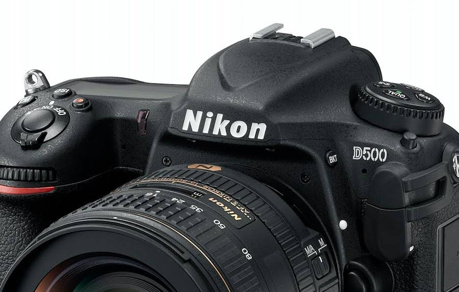 Nikon D500 firmware update version 1.20 released