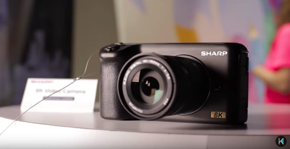 Sharp Joins Micro Four Thirds System Group