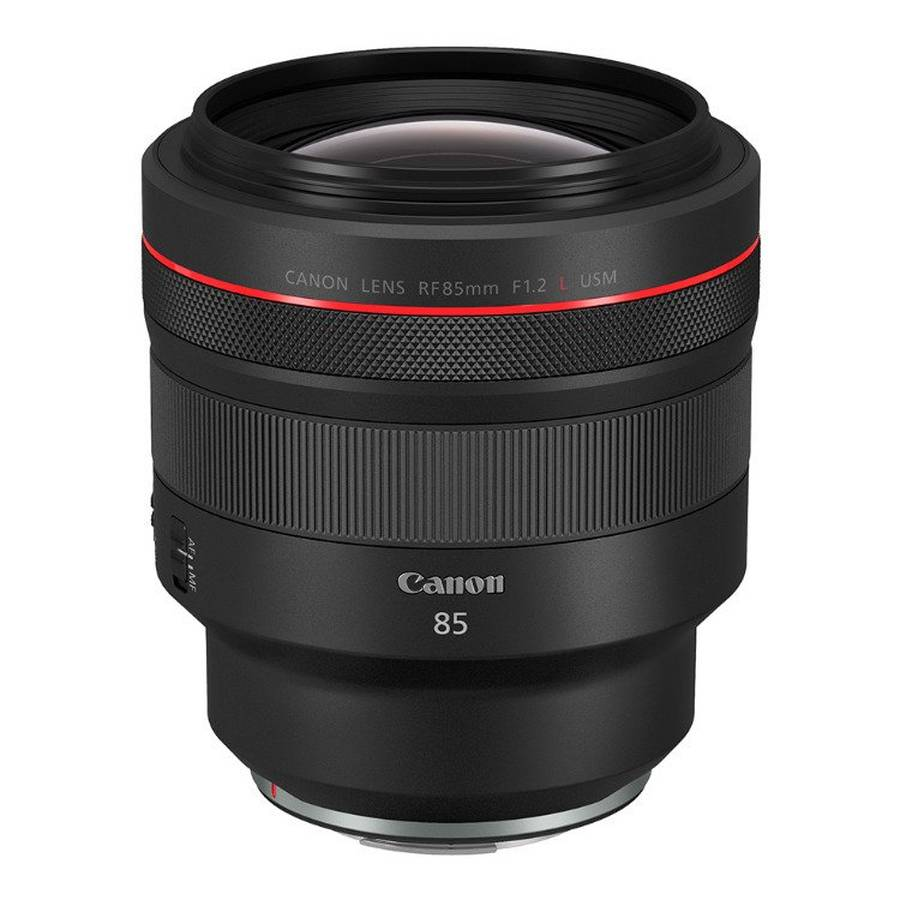 Canon RF 85mm f/1.2L USM Lens now In Stock & Shipping