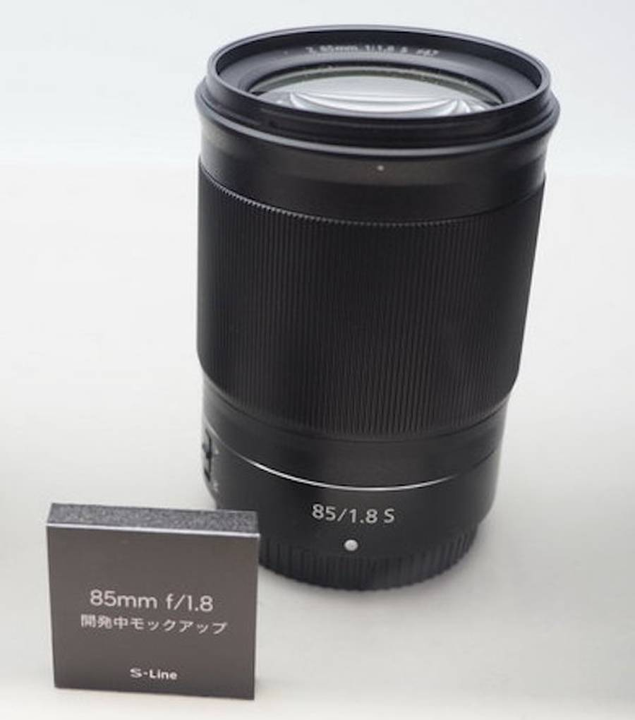 Nikon NIKKOR Z 85mm f/1.8 S Mirrorless Lens to be Announced Next