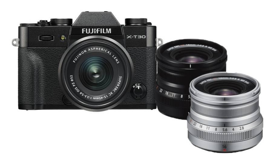 Best Lenses for Fujifilm X-T30