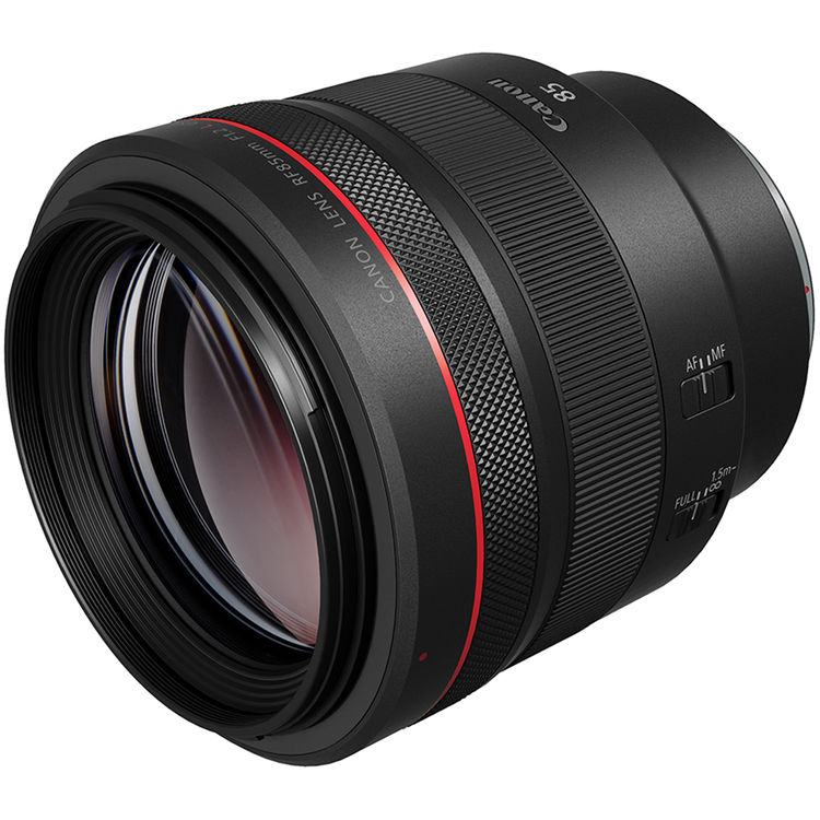 Canon RF 24mm f/1.4L USM Lens and New RF Macro Coming in Early 2020