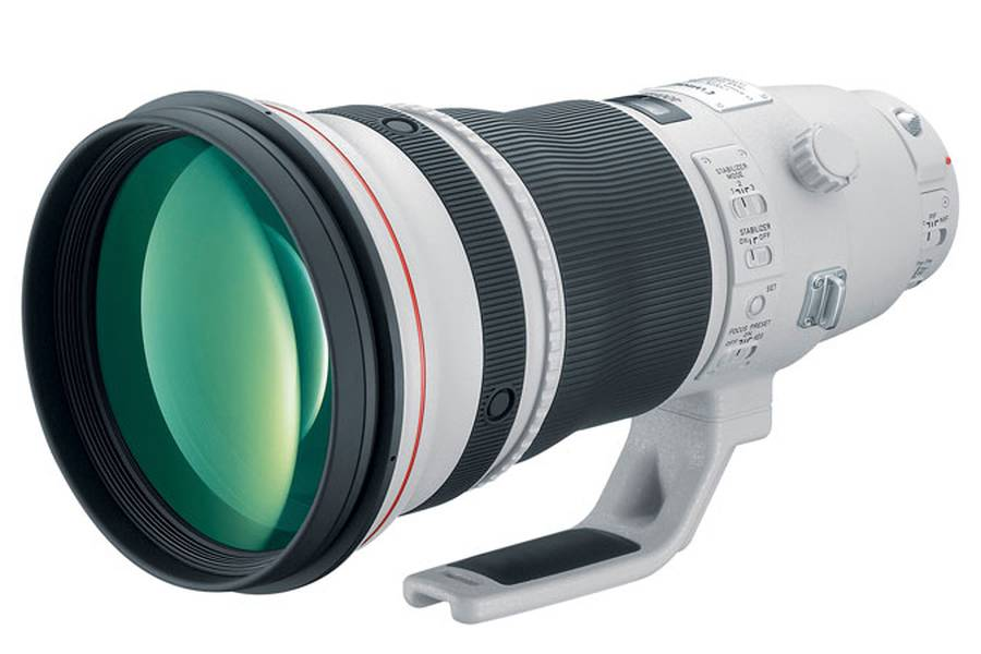 Patents : Canon RF 400mm f/2.8L, RF 500mm f/4L, RF 600mm f/4L IS USM Lenses