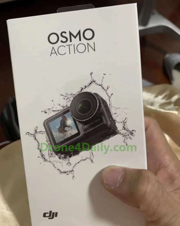 DJI Osmo Action Specs & Price : 4K60p, 3-Axis, Price $399