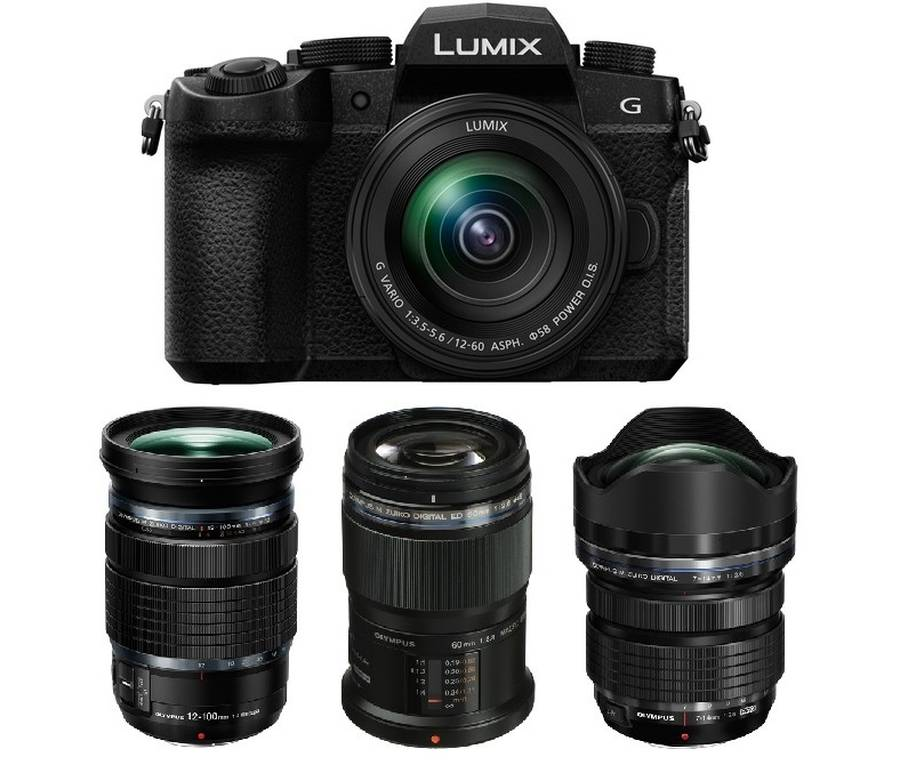 Best Lenses for Panasonic G95